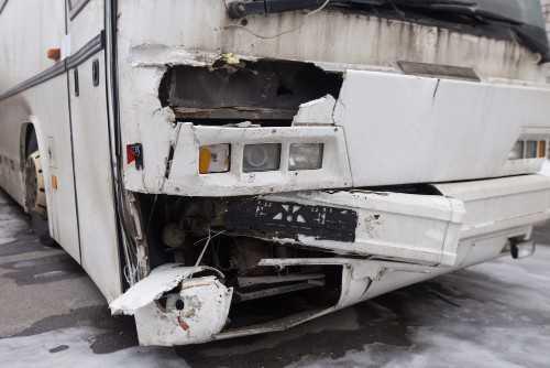 Bus Accident Types