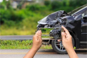 Four Things to Do After a Car Crash in Washington