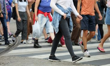 Four Common Causes of Pedestrian Accidents
